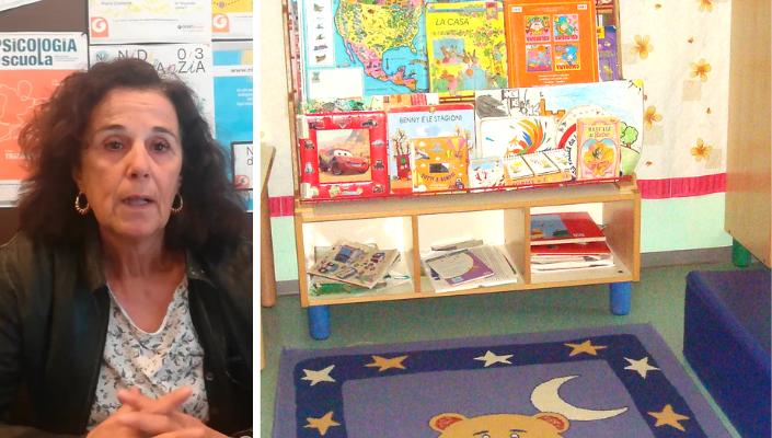 Lettura bambini piccoli Valeria Anfossi scuola dell'infanzia