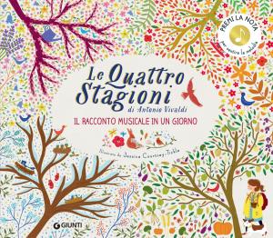 quattro stagioni di vivaldi libro giunti per bambini