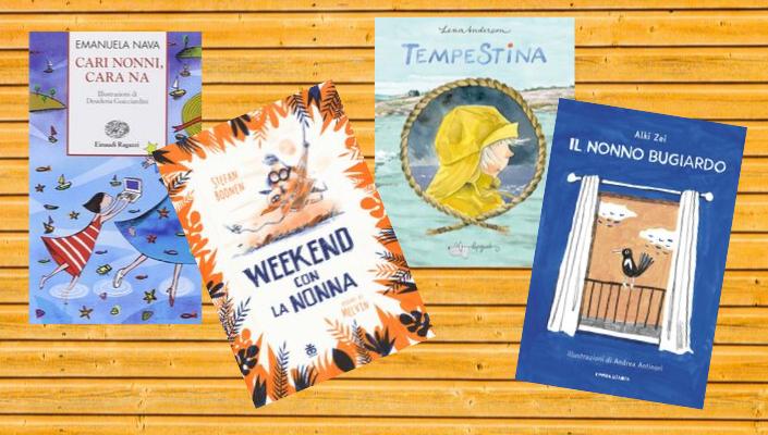 libri per bambini sui nonni