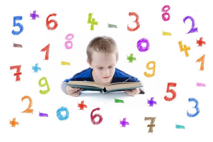 Bambino matematica