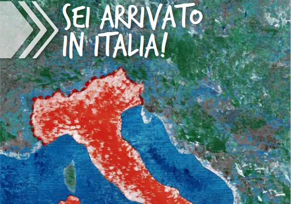 Sei arrivato italia