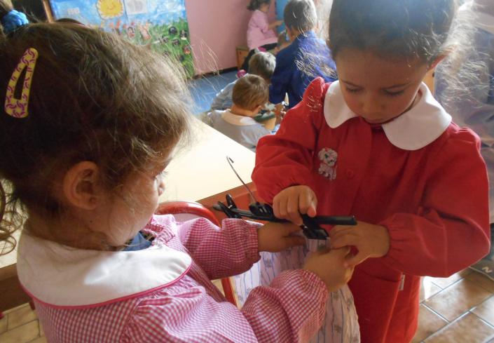 gentilezza bambini infanzia