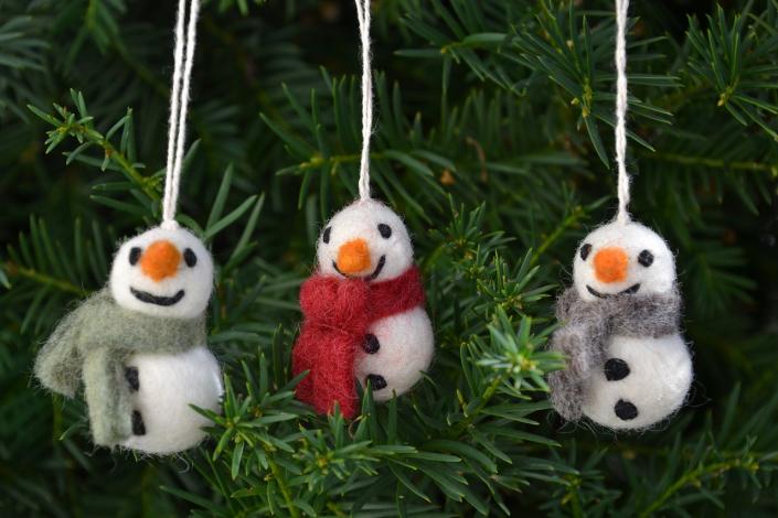 snowman-albero natale bambini