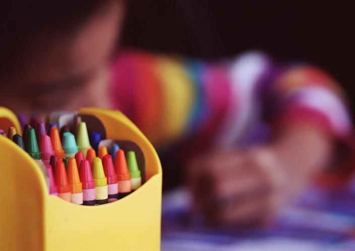 matite colori disegno
