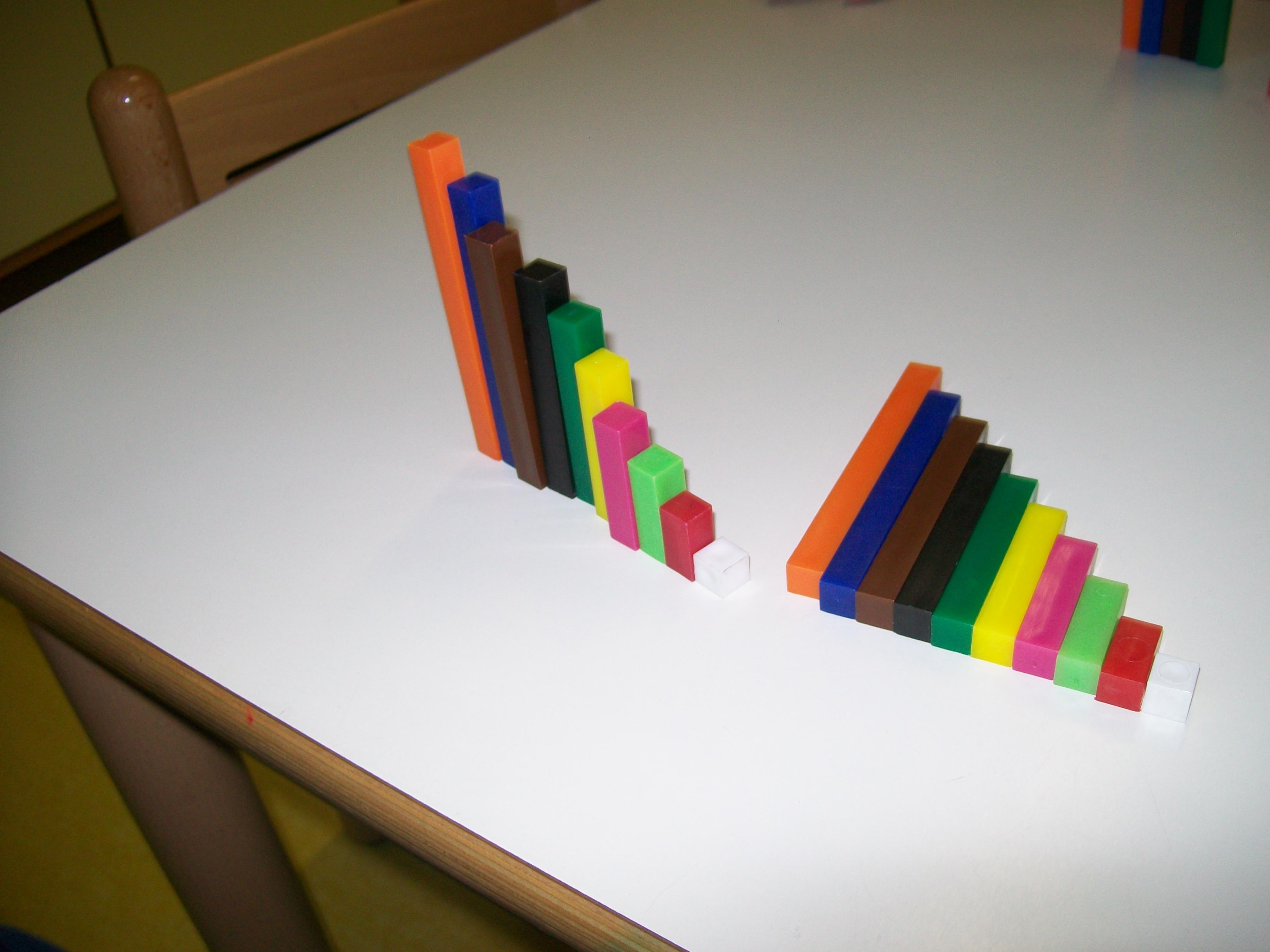 Numeri in colore - Colore per numero stampabili ...
