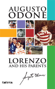 Lorenzo and his parents